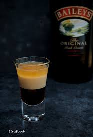 b 52 a baileys tail with kahlua