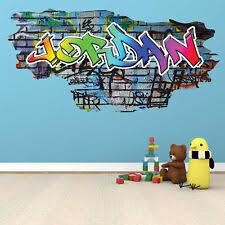 Graffiti Wall Stickers For Sale In Stock Ebay