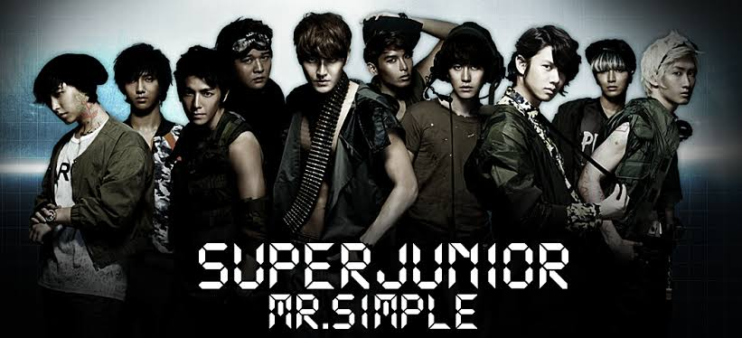 Image result for mr simple super junior""