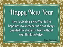 new year quotes sayings for teacher iphonelovely