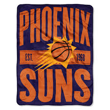 Phoenix Suns Clear Out Micro Throw Blanket