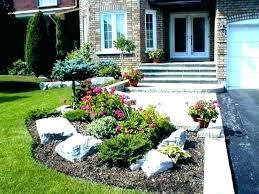 large front yard landscape ideas