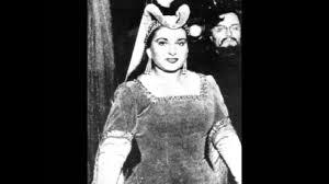 IL Trovatore 1953 LIVE Scala Maria Callas (D'amor sull'ali rose + Miserere)  - YouTube