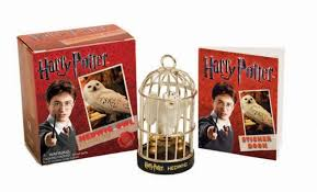 Rp Minis Harry Potter Hedwig Owl And Sticker Kit Other Walmart Com Walmart Com