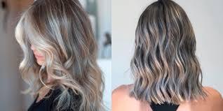 Trendy 2019 Mushroom Blond Czyli Modna Koloryzacja Wlosow Na