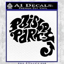 Prince Artist Formerly Known As Decal Sticker Paislay Park Records Logo A1 Decals