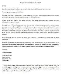 letter pdf a few sle scholarship