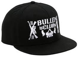 Ring Of Honor Bullet Club Snapback Hat Walmart Com Walmart Com