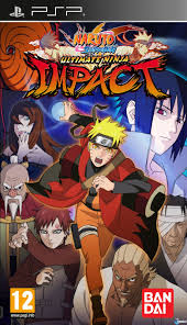 Naruto Shippuden: Ultimate Ninja Impact (With images)