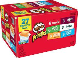 pringles snack stack 6 flavor variety pack