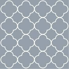 Quatrefoil Vinyl Decal 10 50 Via Etsy