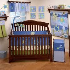 nojo sea babies crib bedding collection