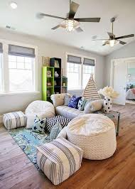 How To Create A Kid Friendly Living Room Nonagon Style