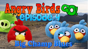 Angry Birds Go! Episode 4-