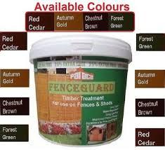 5 Litre Fence Paint Timber Elegant Treatment Various Colours 25 Extra Free 14 95 Picclick Uk