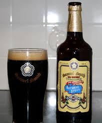 Beer Review – Samuel Smith's Oatmeal Stout – It's just the booze dancing…
