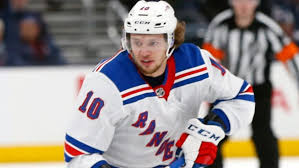 Rangers' Artemi Panarin suggests players stay home over escrow ...
