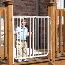 Cardinal Gates Stairway Special Outdoor Child Safety Gate Walmart Com Walmart Com