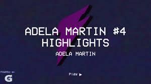 Adela Martin - Hudl