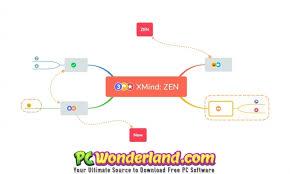 XMind ZEN 9 Free Download - Get Into PC