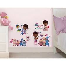 New 27 Disney Doc Mcstuffins Wall Decals Girls Bedroom Stickers Toy Room Decor 34878674506 Ebay