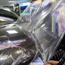 11 81x1 18inch Transparent Car Wrap Vinyl Film High Gloss Clear 3layer Car Sticker Decal Sheet Aliexpress
