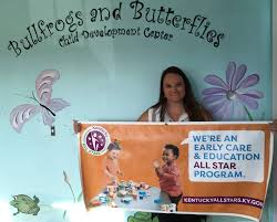 Wendi Edwards, director of Bullfrogs and... - Child Care Aware of Kentucky  & the Partnership for Early Childhood Services   Facebook