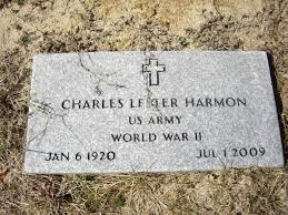 Charles Lester Harmon (1920-2009) - Find A Grave Memorial