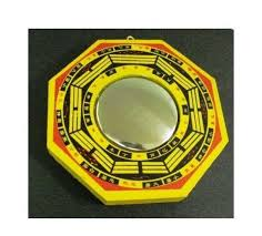 concave bagua mirror wall hanging wall