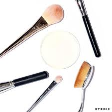 makeup brushes for bacteria