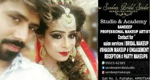 makeup studio academy in amritsar