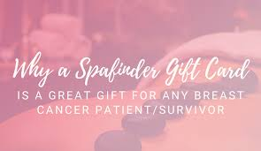 spafinder gift card perfect gift for