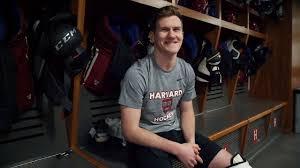 Inside Harvard Hockey - Episode 12: Getting to Know Adam Fox - YouTube