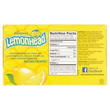 ferrara pan lemonhead lemon cans 5