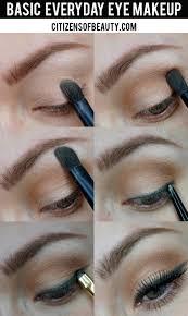 basic everyday eye makeup citizens of