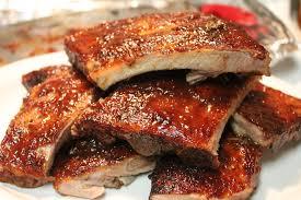 easy crockpot barbecue ribs i heart