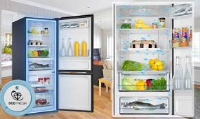 Review tủ lạnh Aqua Inverter 260 lít AQR-I298EB-BS