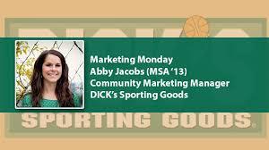 Marketing Monday, Abby Jacobs | Ohio University College of Business