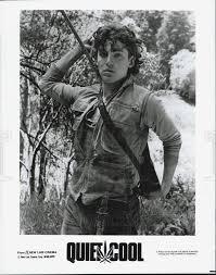 Actor Adam Coleman Howard Starring In Quiet Cool 1986 vintage ...
