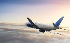 تحميل خلفيات طائرة الطائرة في السماء طائرة ركاب الطيران المدني