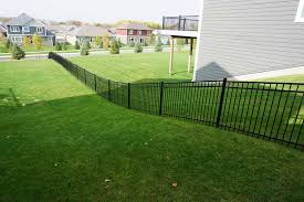 How To Install A Fence On A Grade Northland Fence