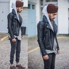 topman leather jacket h m hoody all
