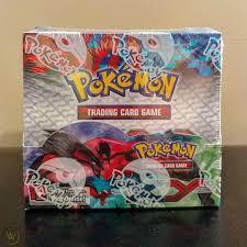 Factory Sealed Pokemon XY Base Set Booster Box