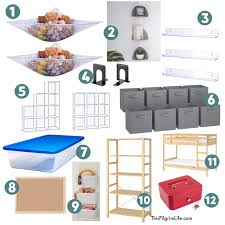 15 Tips For Organizing Kids Shared Bedrooms This Pilgrim Life