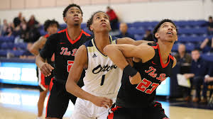 Kyle Johnson - Men's Basketball - CSU Monterey Bay Athletics