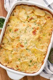 scalloped potatoes recipe spend with