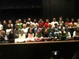 Iva Bailey Levine's 3rd grade Songfest - YouTube