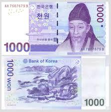 poppiizz': สกุลเงินของประเทศเกาหลีใต้