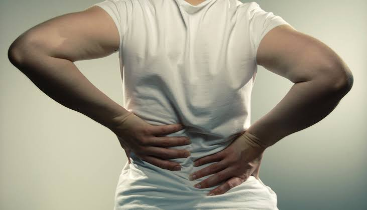Home treatment for Mid Back Pain