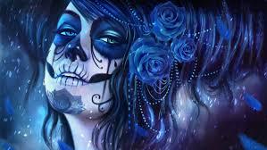 women magicnaanavi dia de los muertos